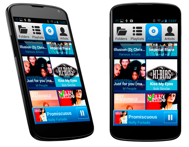 AALinQ Car Music Player for Android